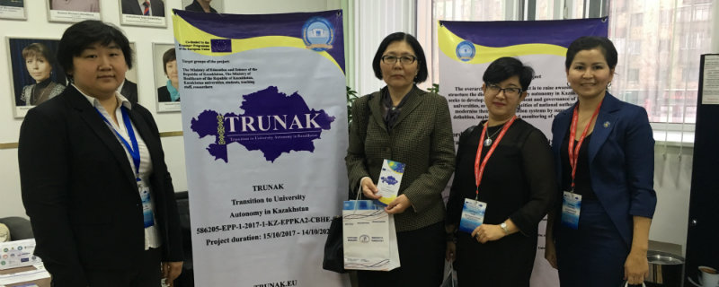 Transition to University Autonomy in Kazakhstan